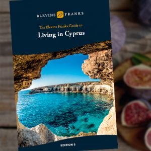 The Blevins Franks Book to Living in Cyprus, Edition 5
