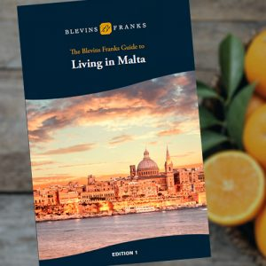 The Blevins Franks Book to Living in Malta, Edition 1