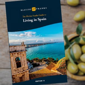 The Blevins Franks Book to Living in Spain, Apr 2021
